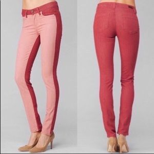 Verdugo Emily Two Toned Jeans